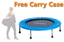 Trampoline / Keep fit while having fun on our Trampoline. Exercising on a trampoline is a fun, yet sensible way to lose weight. Bouncing on mini trampolines is called rebounder exercise.