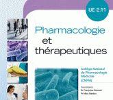 UE 2.11 Pharmacologie / Découvrez les livres du Centre de documentation concernant l'UE 2.11.