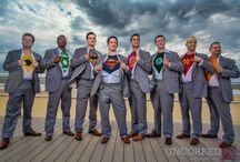 Bridal Party Fun - Uncorked / The whole gang who helps make the fun.  © 2015 Uncorked Studios, LLC - Destination & Philadelphia Pennsylvania Wedding Photographer - Photography for Awesome Couples - www.uncorkedstudios.me