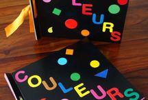 le livre des couleurs idees