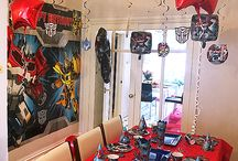 Transformers Party Kit