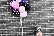 1st birthday my girl