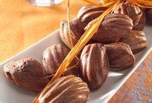 Flexipan madeleines