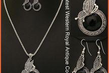 buy Antique jewellery. earrings. pendent set. WhatsApp 9886708827