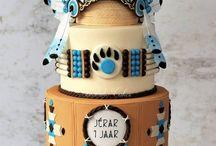 Native American Cakes