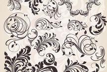 sample/pattern  <3