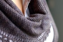 shawl (knitting & crochet)