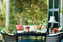 Porches / Every home needs a great porch!