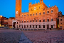 Attraction in Siena, Tuscany