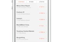 mobileUI - List