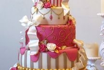 Wedding Cakes / by Darlene - Make Fabulous Cakes