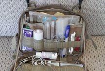 Seyahat çantası ostomy