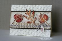 Stampin' Up! French Foliage