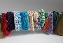 Crochet Jewelry and Accessories  / Joias e Acessórios em Crochê