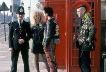 Punks of Great Britain / Sex Pixtols,fashion,McLaren,Rotten,Vivienne Westwood and oth....