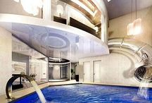 Architectural Pools