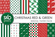 Holiday 2014 / Holiday decorations and Christmas Invitations. Getting ready for family gatherings.