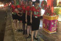 Hoạt náo cửa hàng 61 Nguyễn Thị Thập