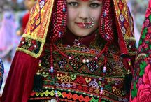 Uzbek Traditional Clothing