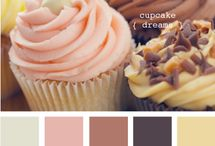 Color palettes / by beadingamy