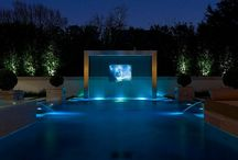 Waterfeature-In Pool