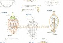 dekoracje szydełko