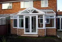 T-Shape Conservatories UK / T-Shaped Conservatories for Self-Build. Manufactured and supplied by ConservatoryLand. T-Shape Conservatory photos kindly supplied by our customers.