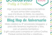 Blog Hop Pretty Crafters
