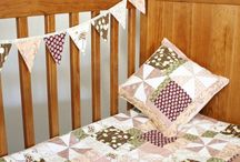 Nursery - Decorating Ideas / Lovely ideas to make a nursery beautiful for our wee ones :)