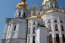 Russia / Cities, river cruises, and places we'd like to visit.