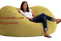 Bean Bags on Hire in Noida