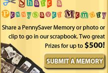 Contests / Enjoy contests from Pennysaver and other bloggers. We'll post them, and you can enter them! / by PennySaverUSA.com