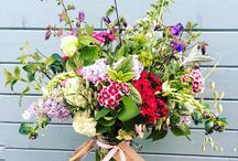 *thank you bouquets* the flower farm