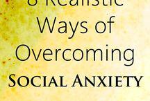 anxiety + depression