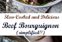 Recipes from the French-speaking World / Recipes from France and other French-speaking countries