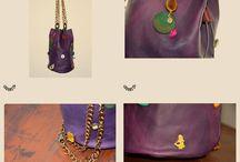 La Grassa handmade design / Leather bags and all of my creation  Claudia La Grassa's creations, sicilian maker  Solo pezzi unici. Slowfashion.  www.etsy.com/LAGRASSAdesign