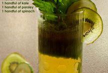 Delish Juice Recipes