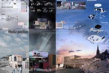 tavole architettura concept