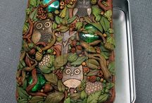 Polymer Clay - Boxes / by Sharon Falk