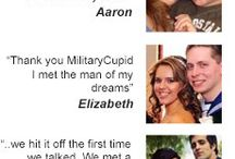 Success Stories / Inspirational love stories of those who have found their partners on MilitaryCupid.com