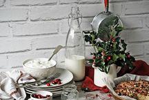 Food { Christmas }