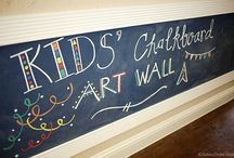 We love chalkboard art!