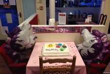 CoffeeV Birthday Parties :)  The coffee shop is available hire for you to use for your birthday party or event