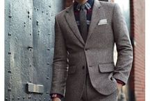 Men's Fashion - Suit Up! / by JoshuaHoward
