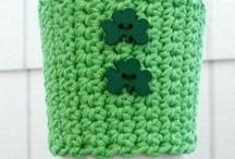 St Patrick & Irish Ideas / a wee bit o' green