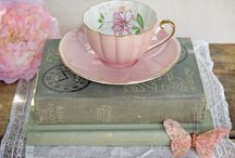 Tea. ❤️ / by Chrystal Ruiz