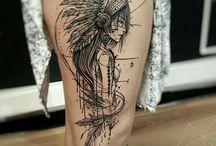 Danio tatoos