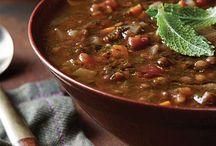 Soups ans stews