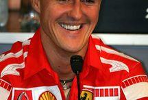 Michael Schumacher. / Formule1 legend