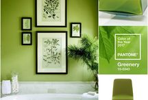 GREENERY - Color of the Year 2017/Pantone